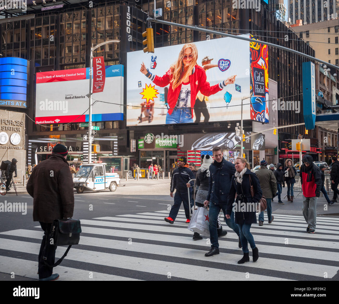 tommy hilfiger times square
