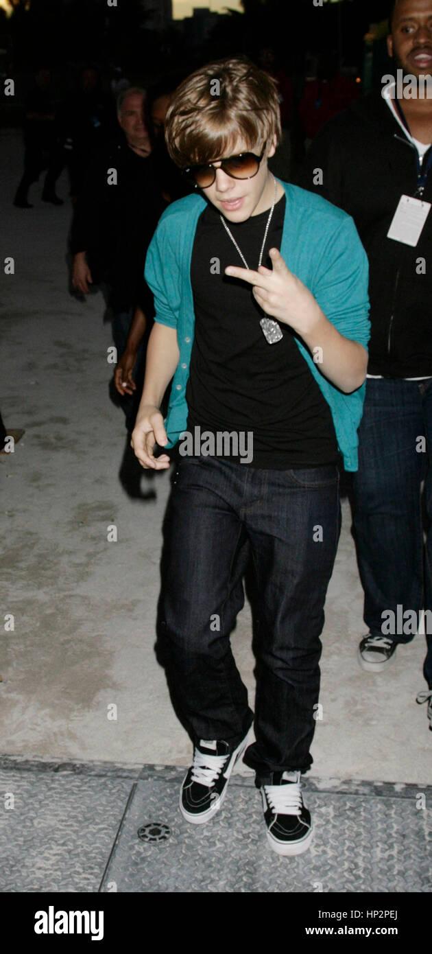 Justin Bieber Fan Stock Photos & Justin Bieber Fan Stock