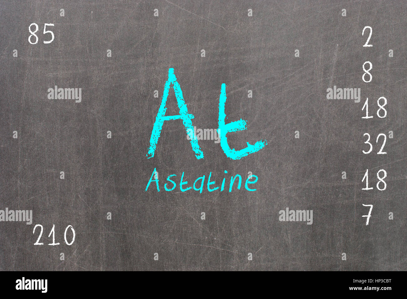 Isolated blackboard with periodic table astatine chemistry stock isolated blackboard with periodic table astatine chemistry urtaz Image collections