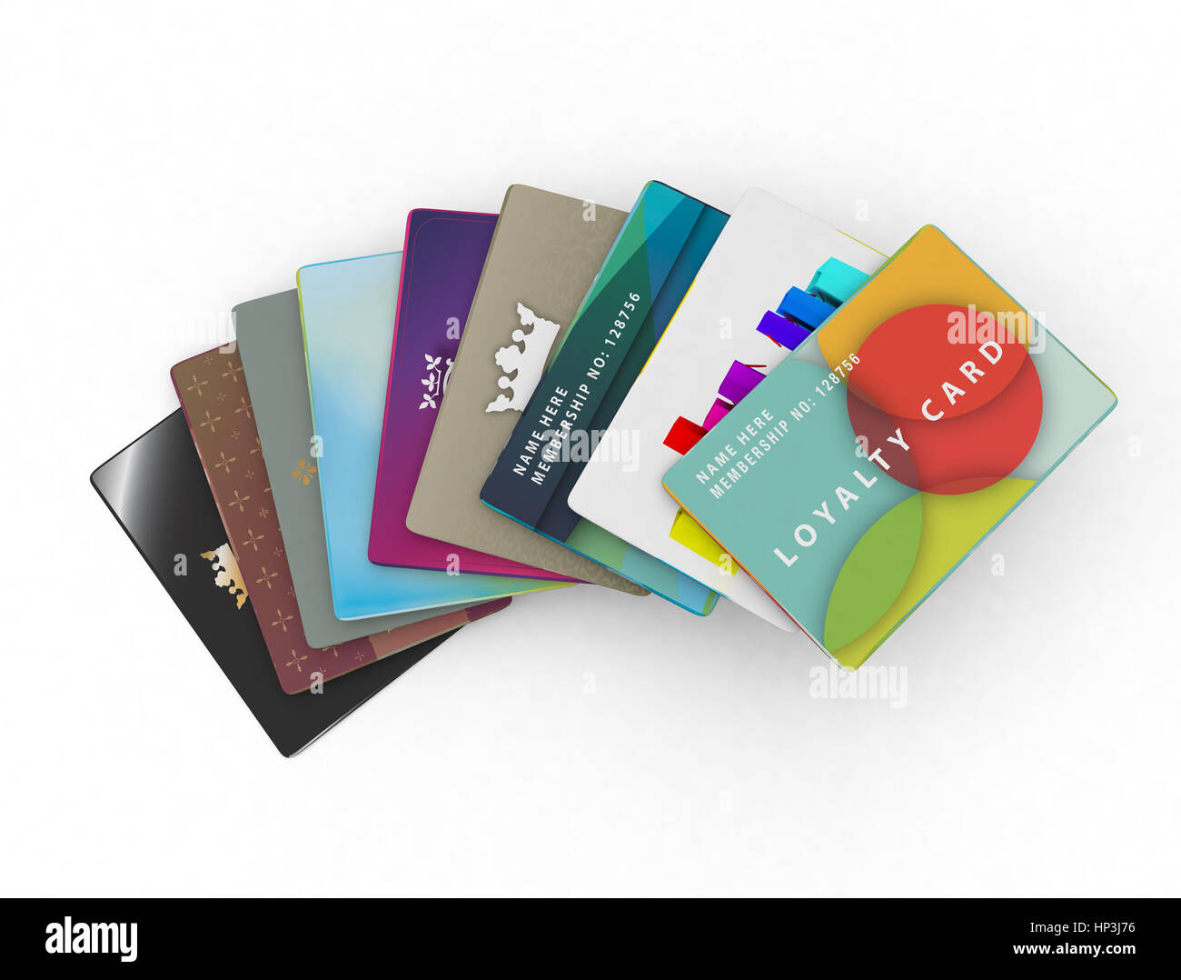 Loyalty Cards Stock Photos & Loyalty Cards Stock Images - Alamy