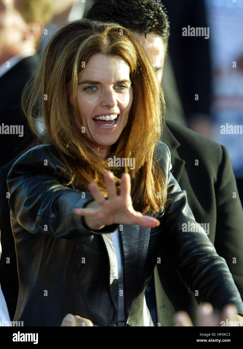 Maria Shriver, wife of California gubernatorial candidate