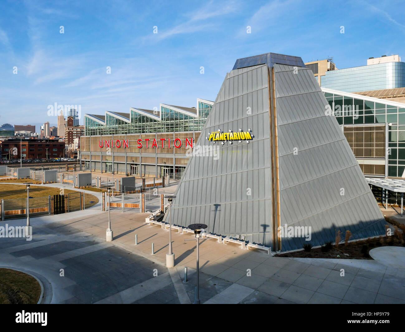 Kansas City Union Station, Science City and Planetarium