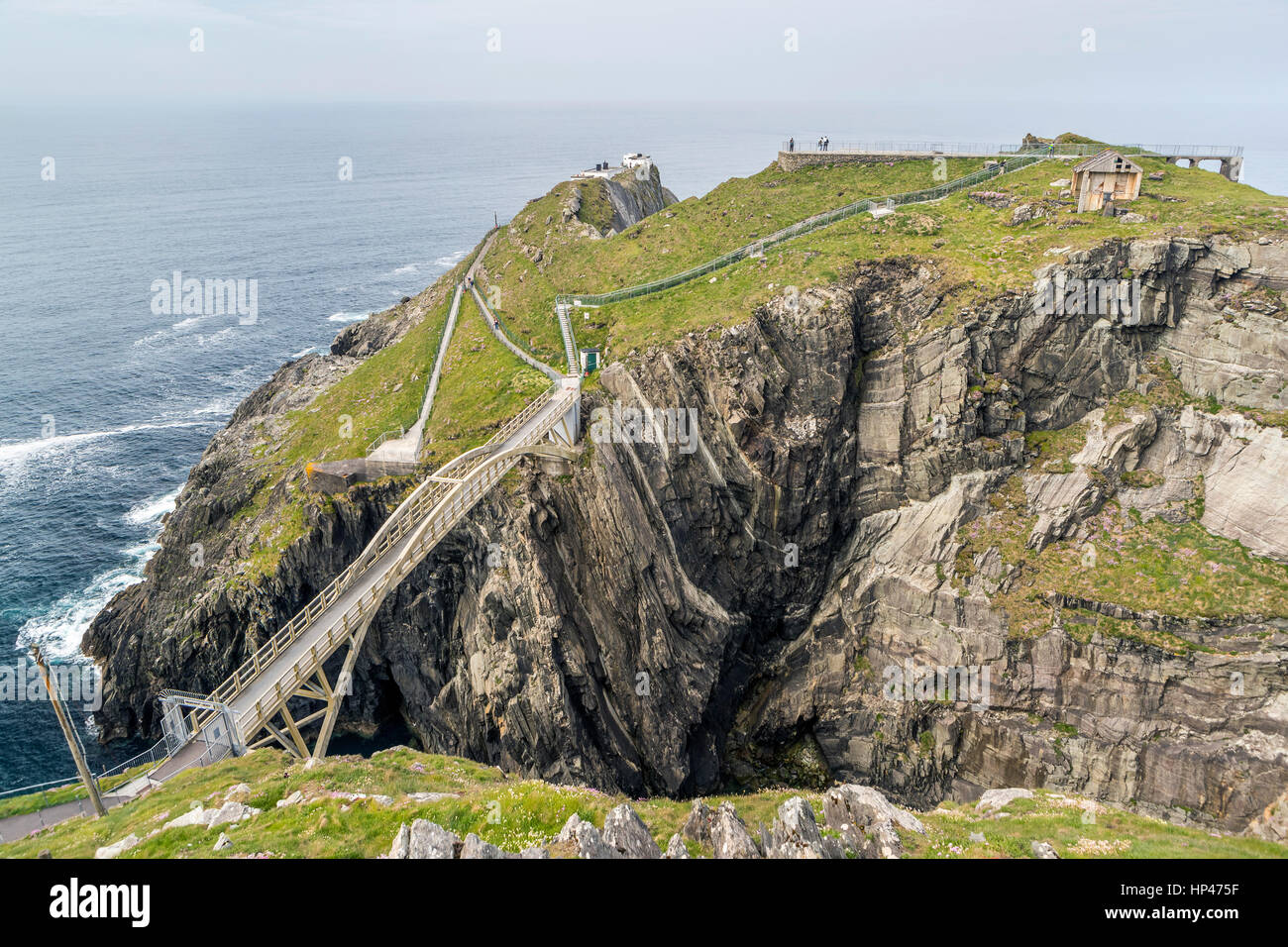Mizen Head Most South Westerly Point Of Ireland West