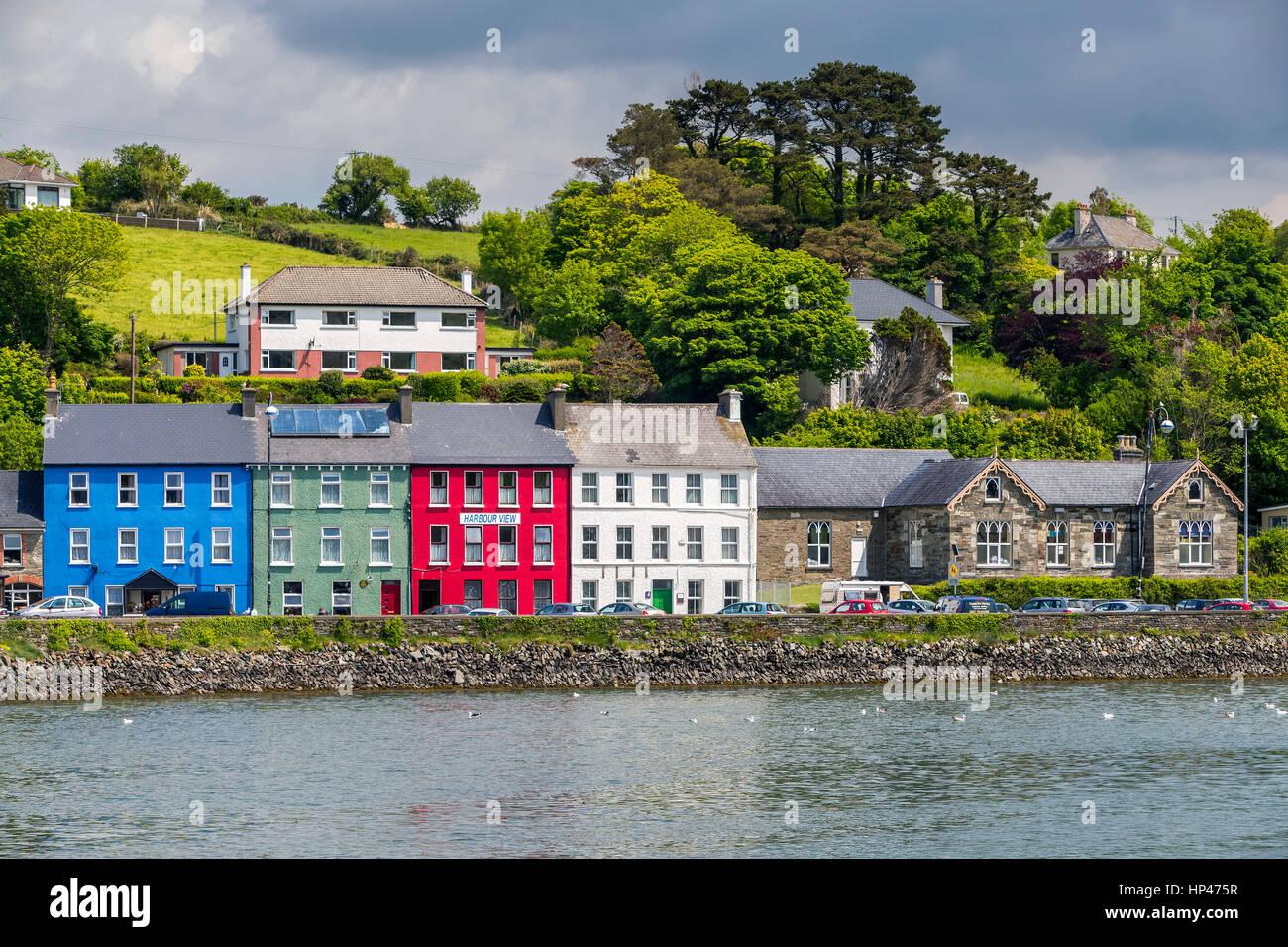Bantry, West Cork, Wild Atlantic Way, South Western Ireland, Europe. - Stock Image