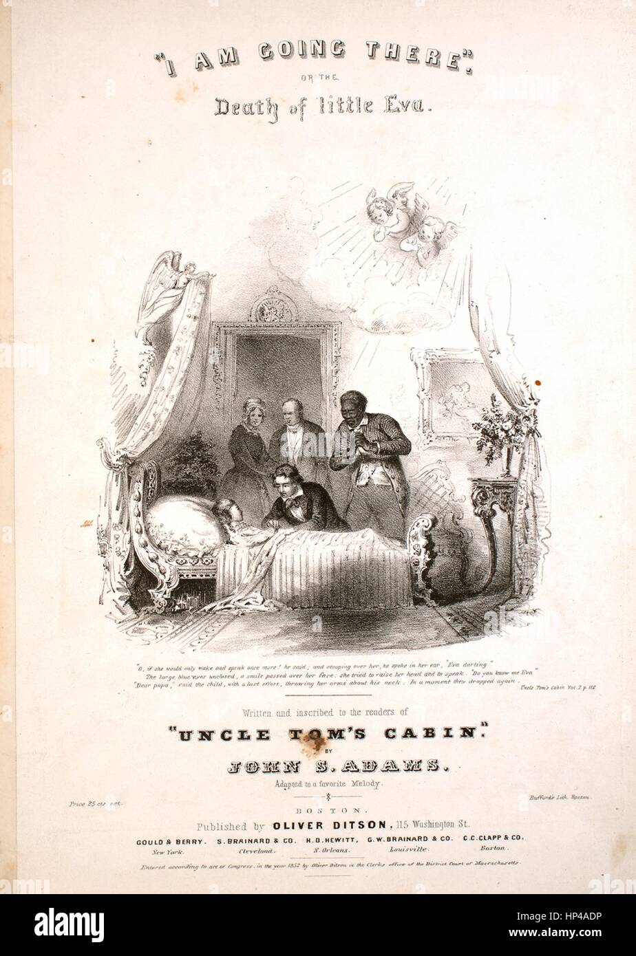 Sheet Music Cover Image Of The Song I Am Going There Or