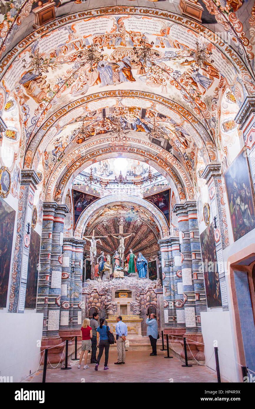 Santuario De Atotonilco Atotonilco San Miguel De Allende