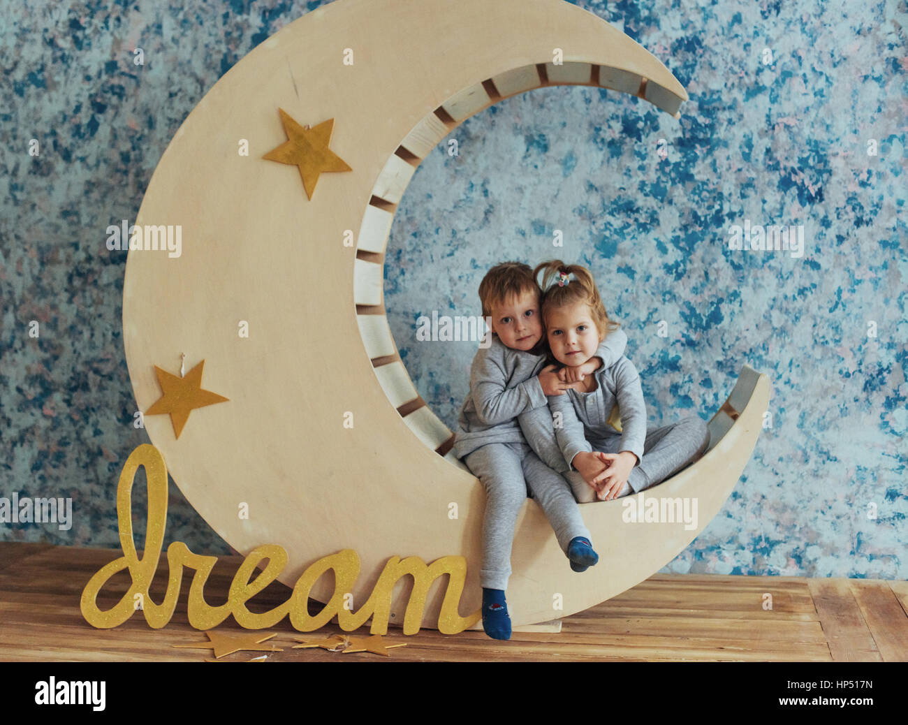 The concept of sleep time. - Stock Image