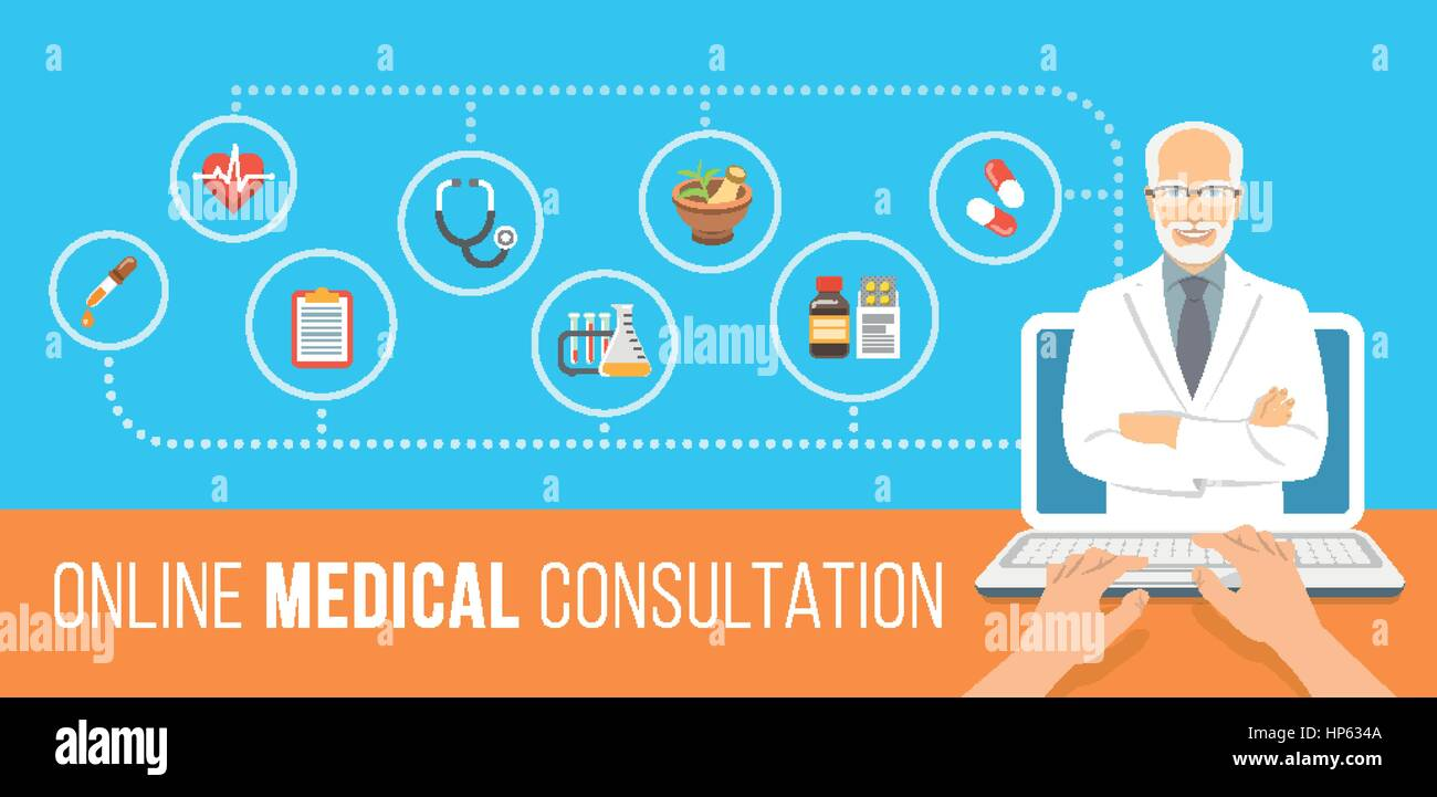 Doctor Consultation Banners Pink Ribbon Banners