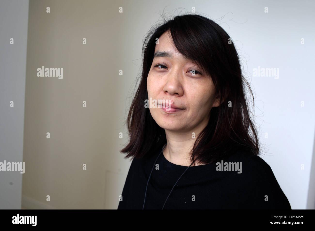 Portrait Han Kang Aka Han Stock Photos & Portrait Han Kang