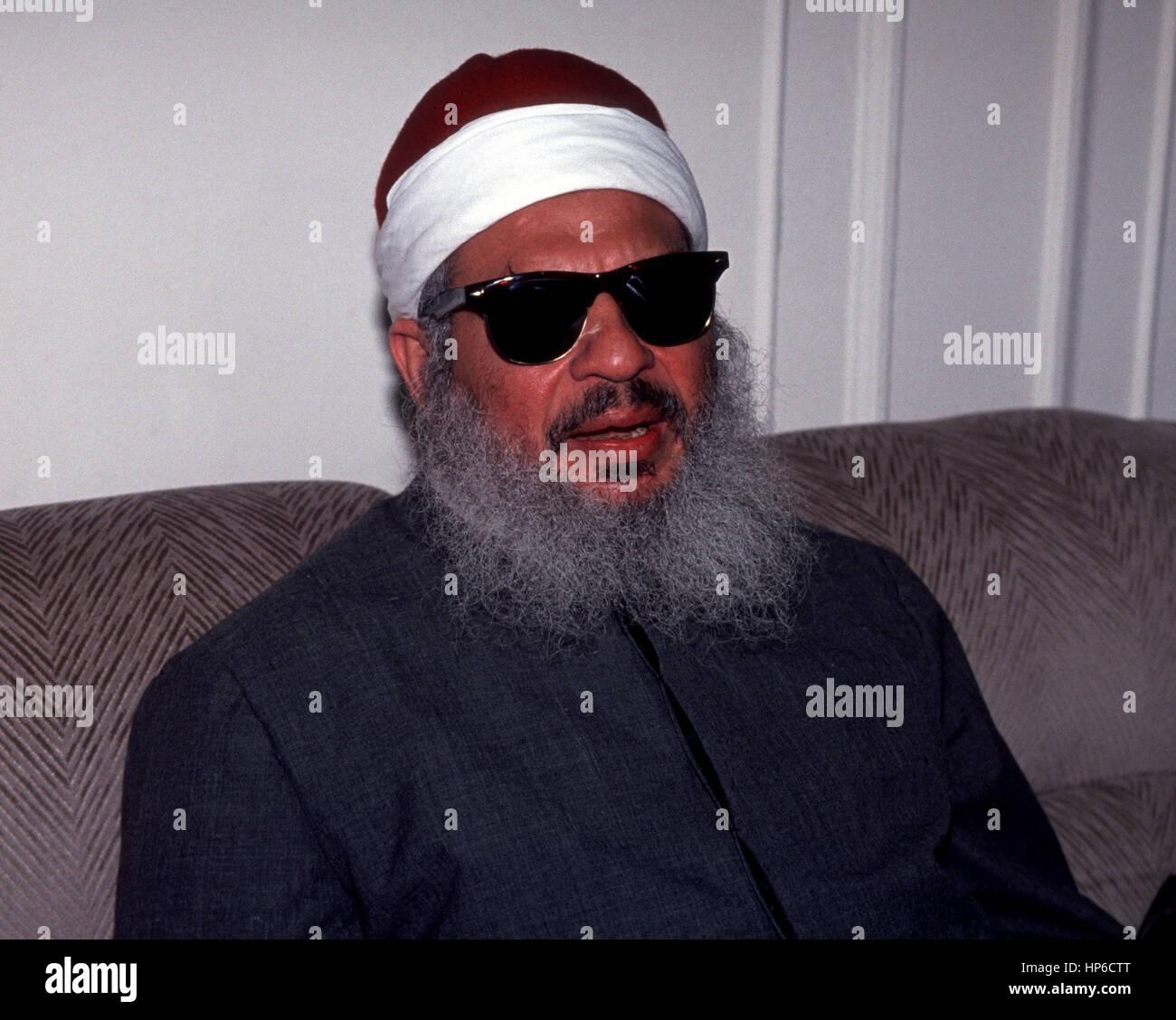 Sheik Omar Abdel Rahman Stock ...