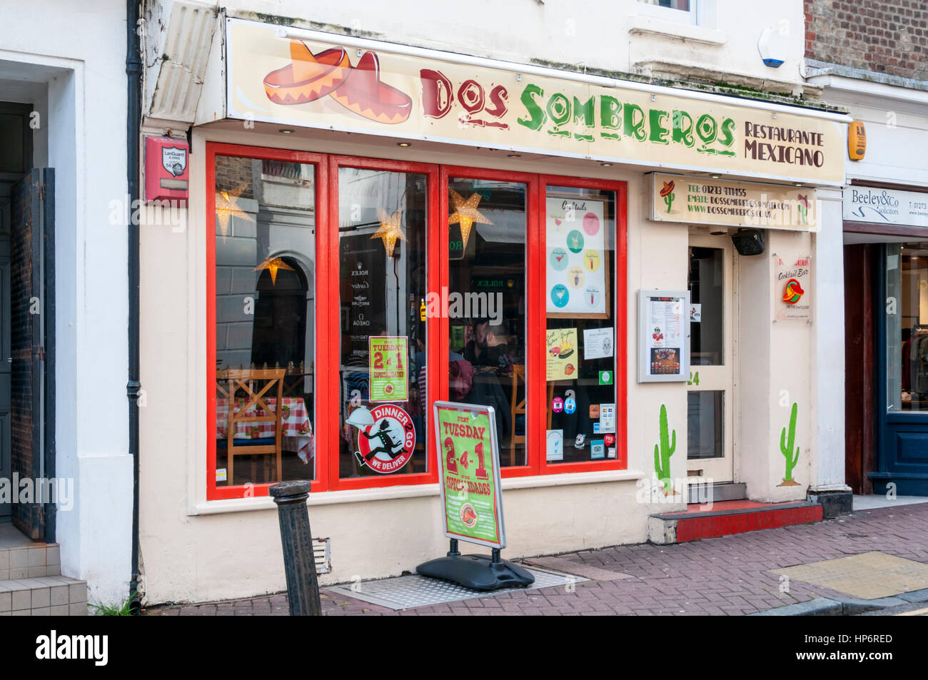 Mexican Restaurant Exterior High Resolution Stock Photography And Images Alamy
