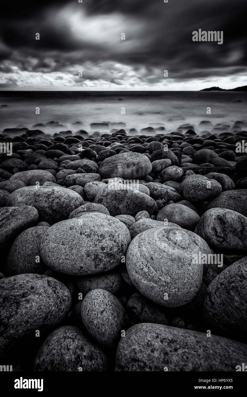 Boulders - Stock Image