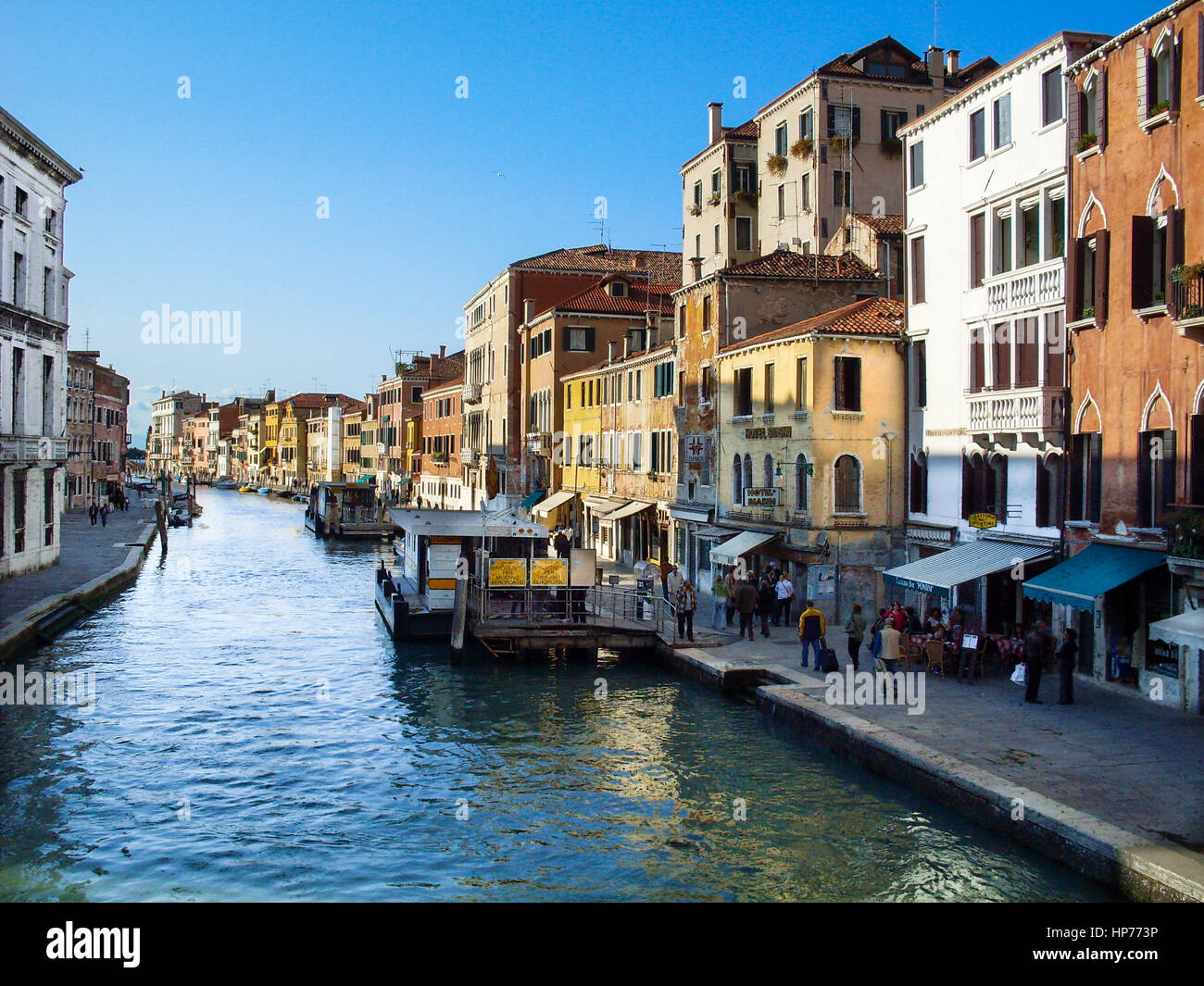 Venice, Italy – October  04, 2008 - Stock Image