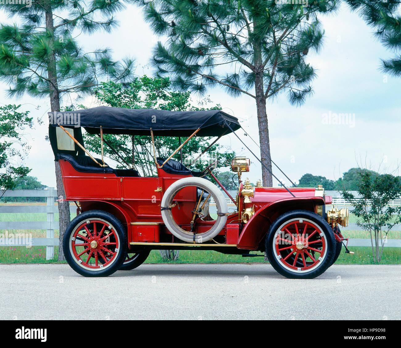 1906 Columbia XL VII Stock Photo
