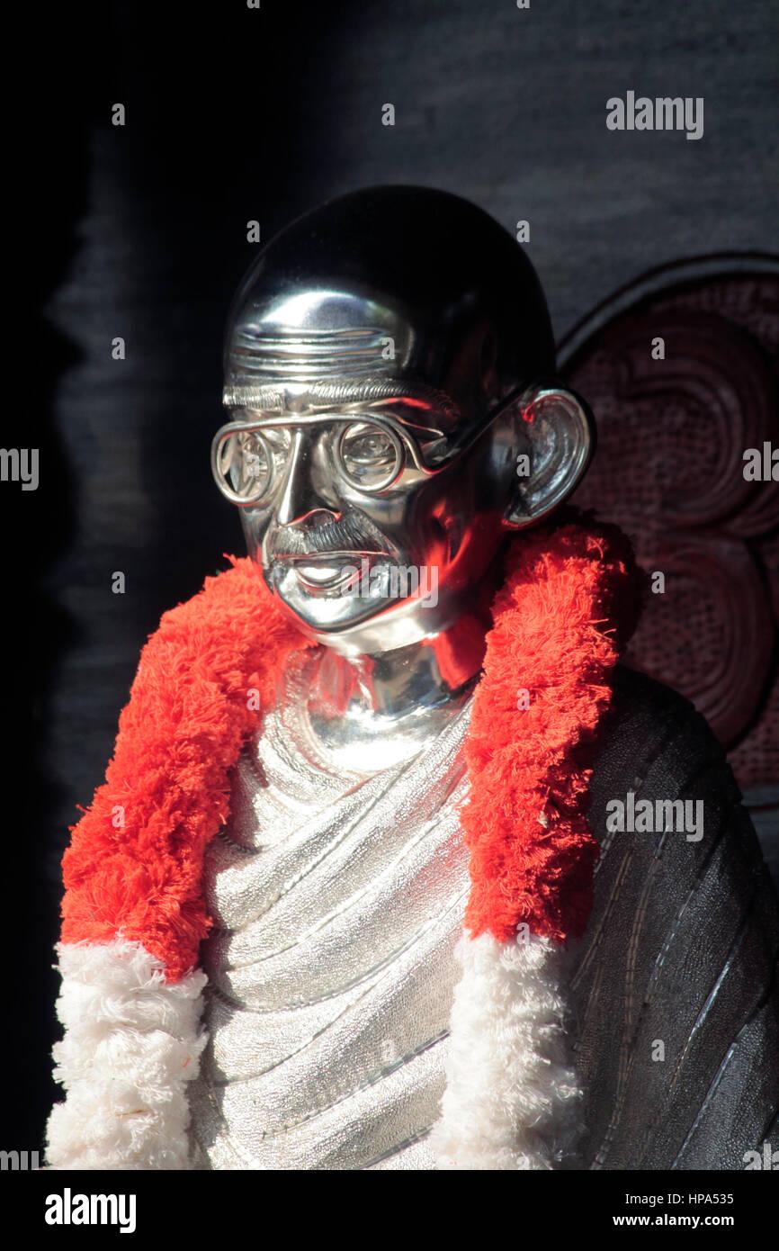 Gandhi - Stock Image
