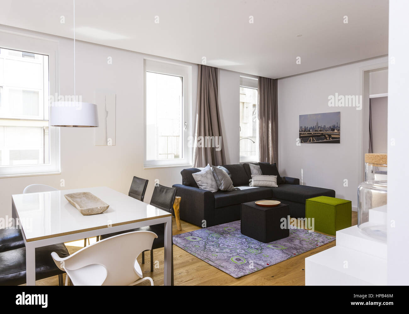 Wohnzimmer Couch High Resolution Stock Photography And Images Alamy