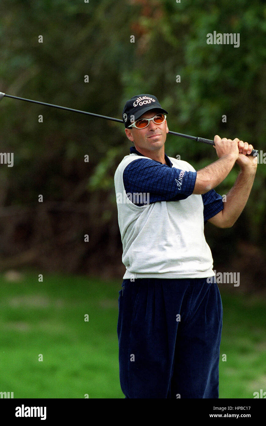 Rocco Mediate Usa Nissan Open Brentwood Los Angeles Usa 22