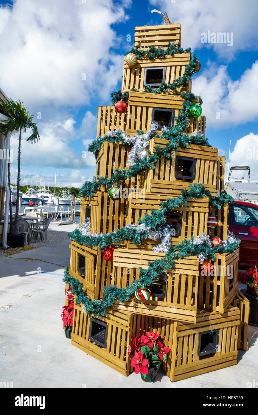 Christmas In Florida Keys.Key Largo Florida Upper Florida Keys Key Largo Fisheries