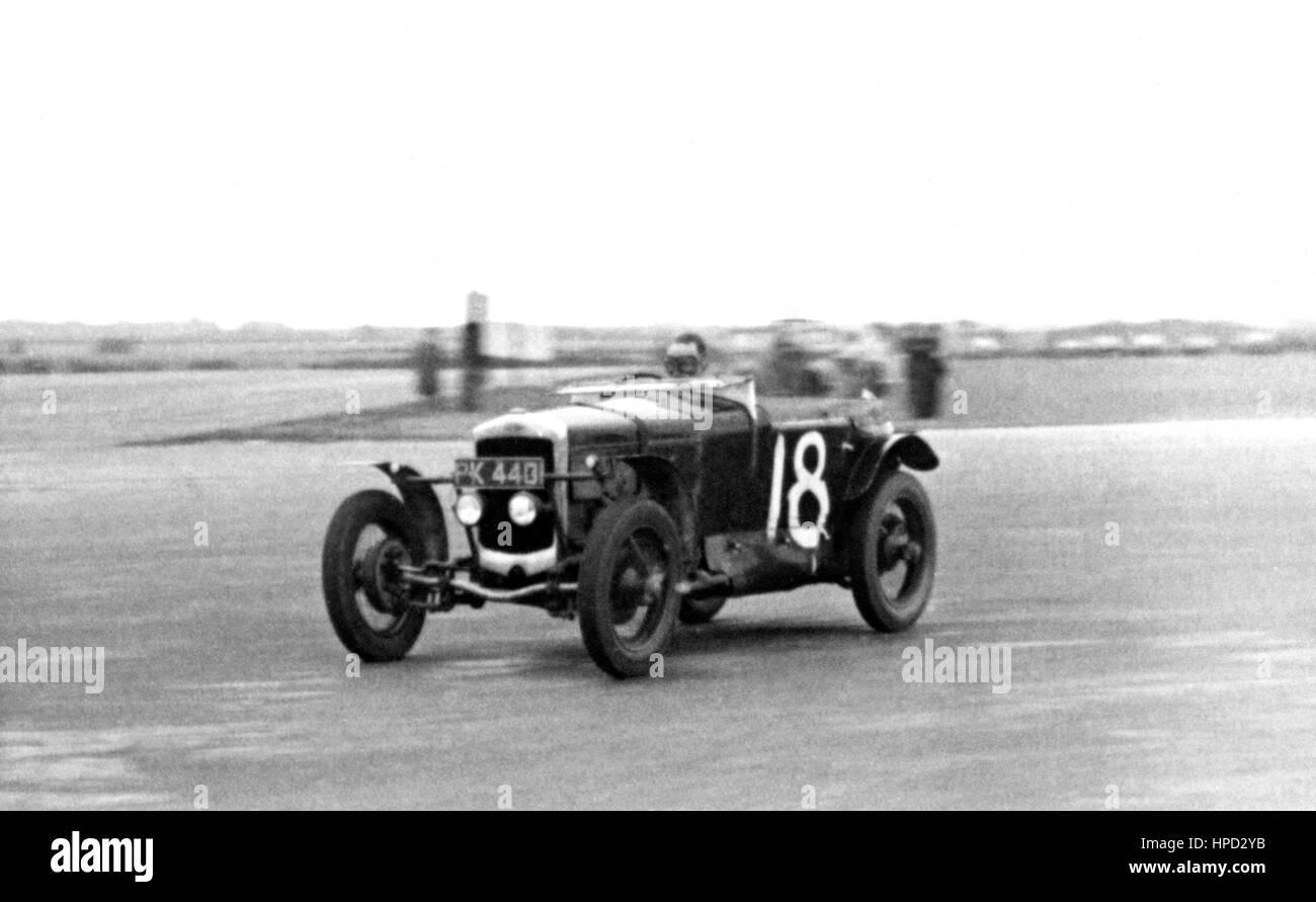 1950 Frazer Nash Silverstone - Stock Image
