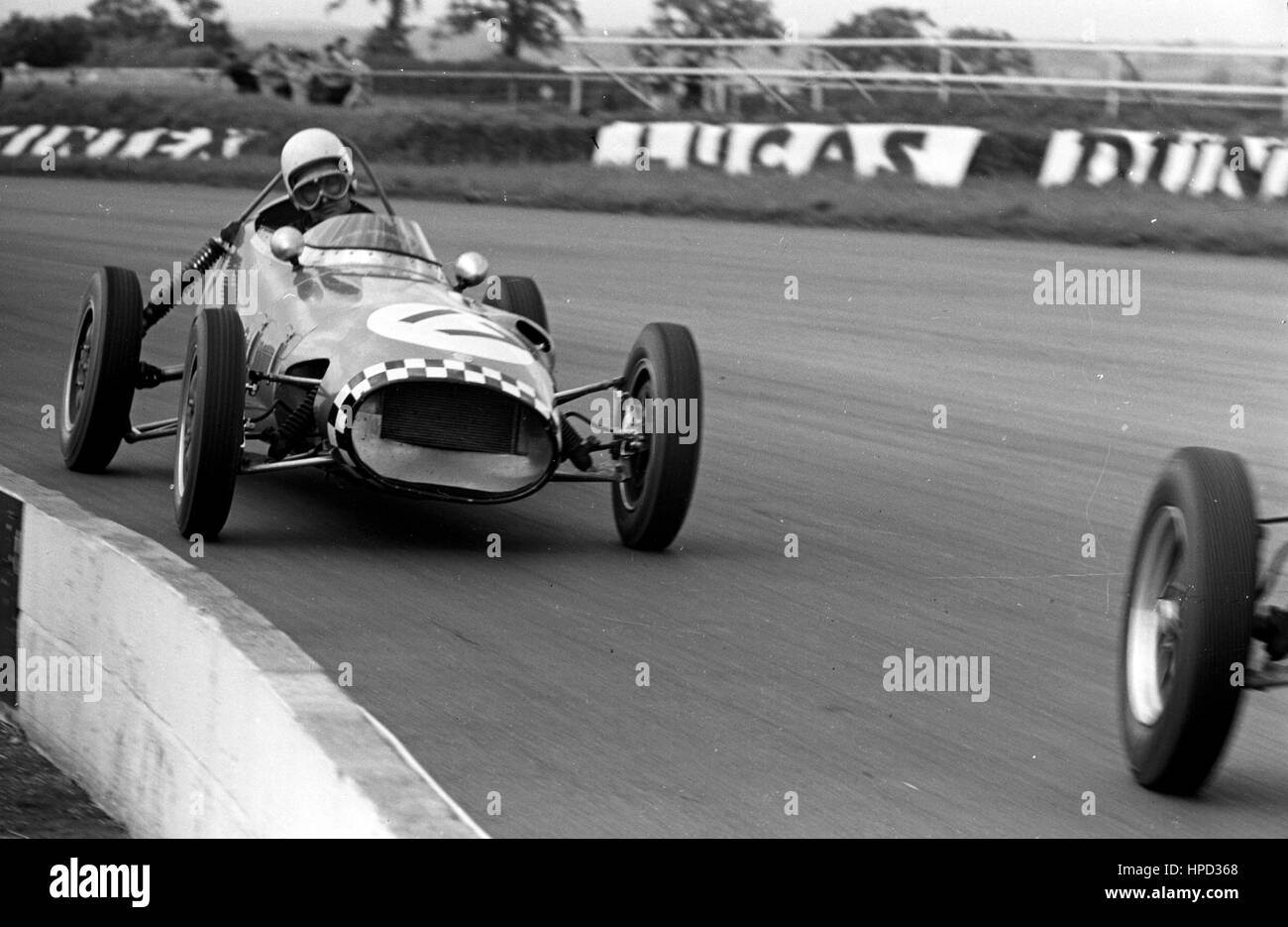 1950s Formula Junior Silverstone - Stock Image