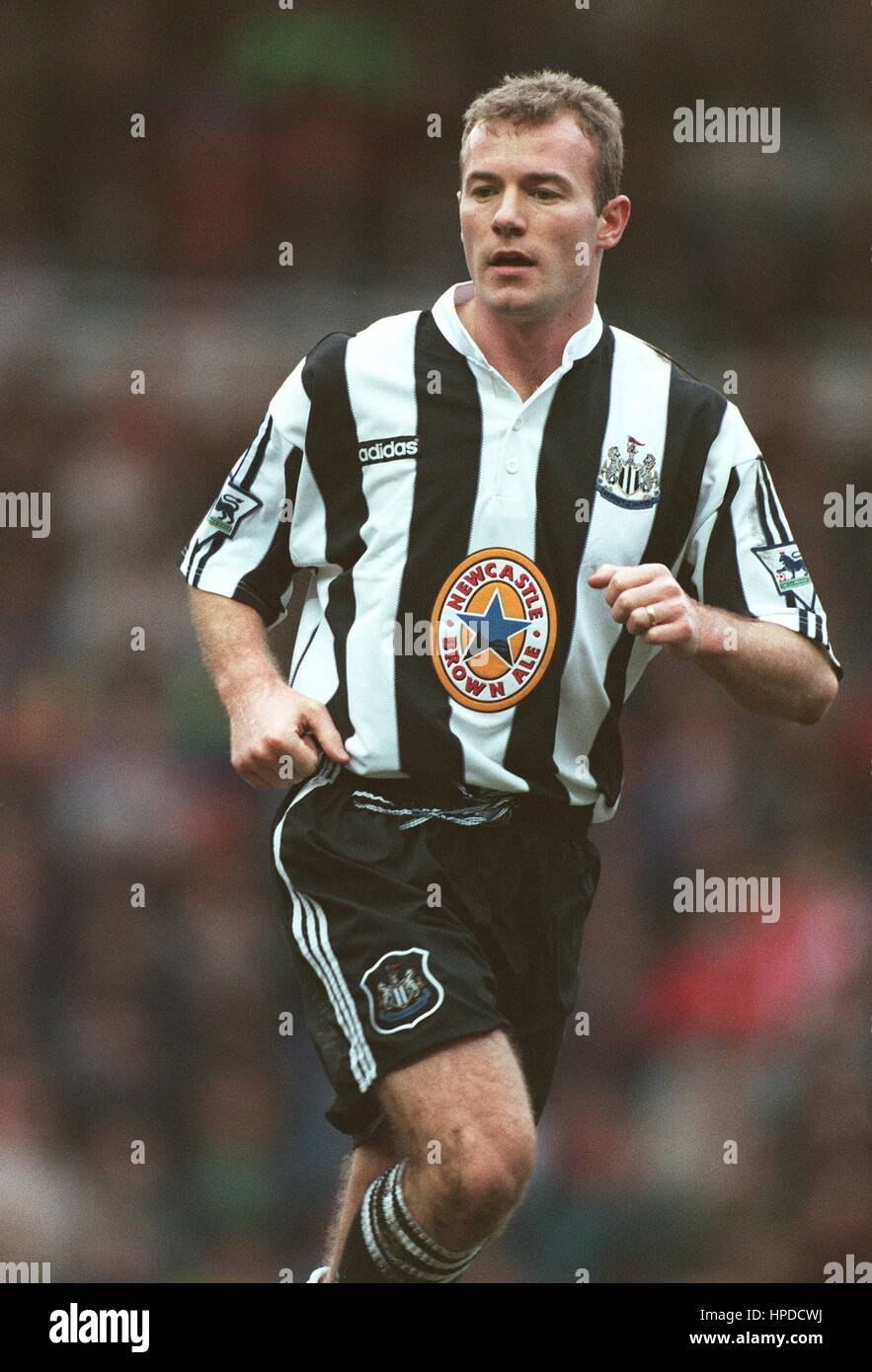 newest collection ca857 d64fe Alan Shearer Newcastle United Stock Photos & Alan Shearer ...