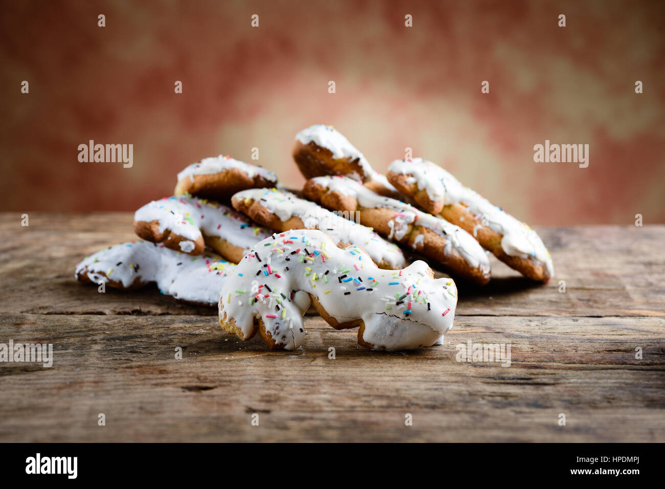 sicilian biscuit buccellati - Stock Image