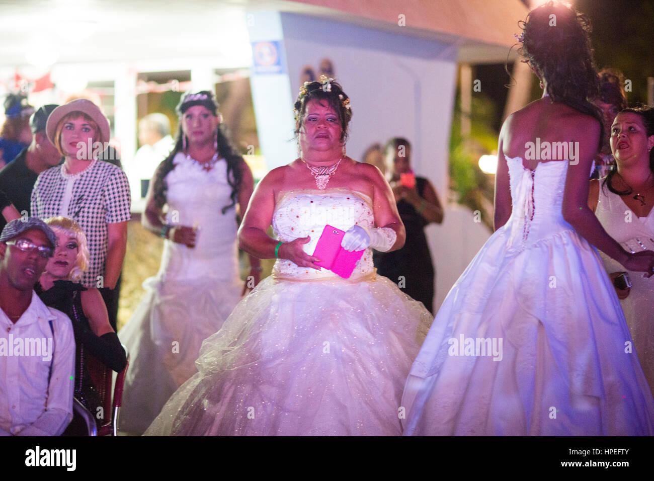 from Luis transgender brides