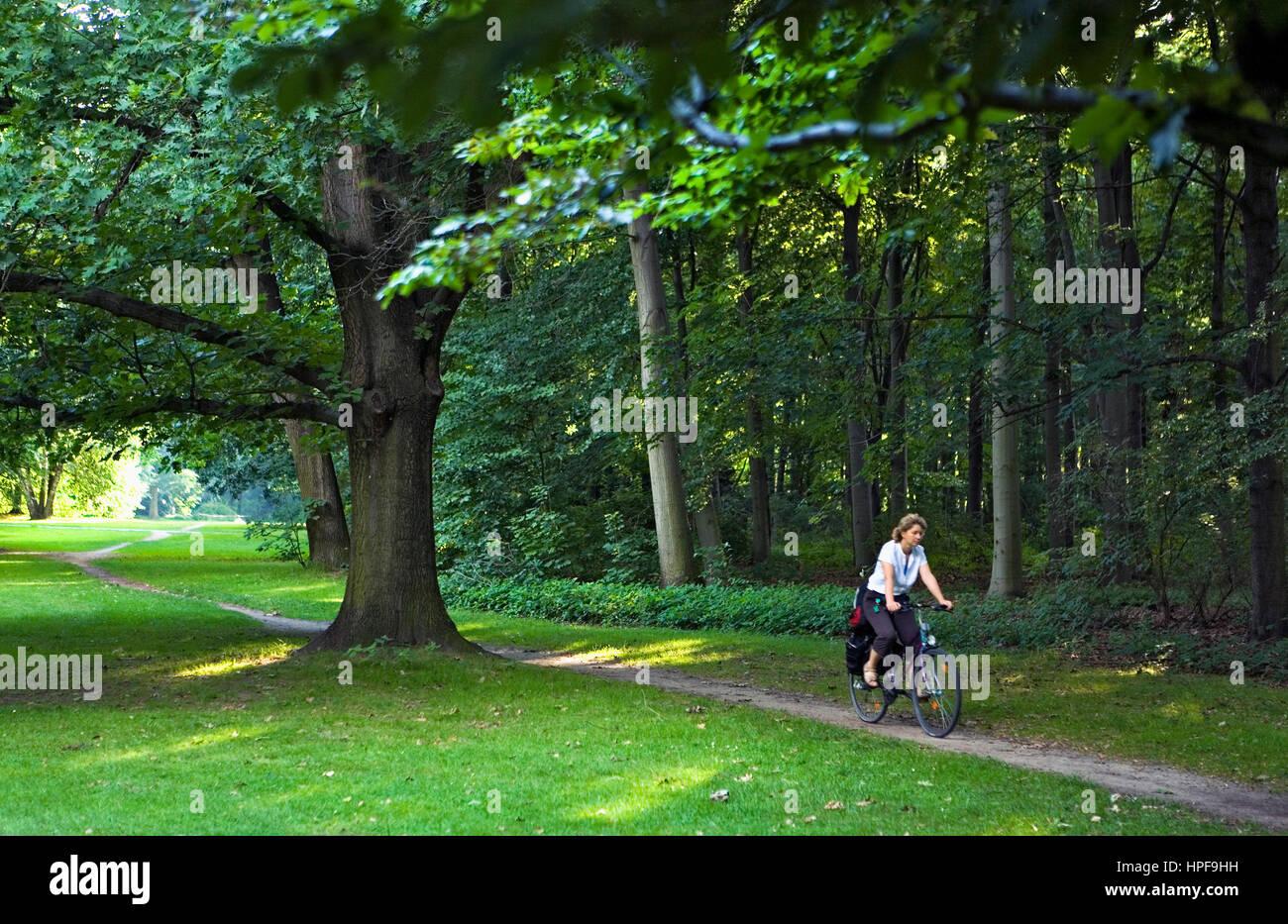 Tiergarten.Berlin. Germany Stock Photo
