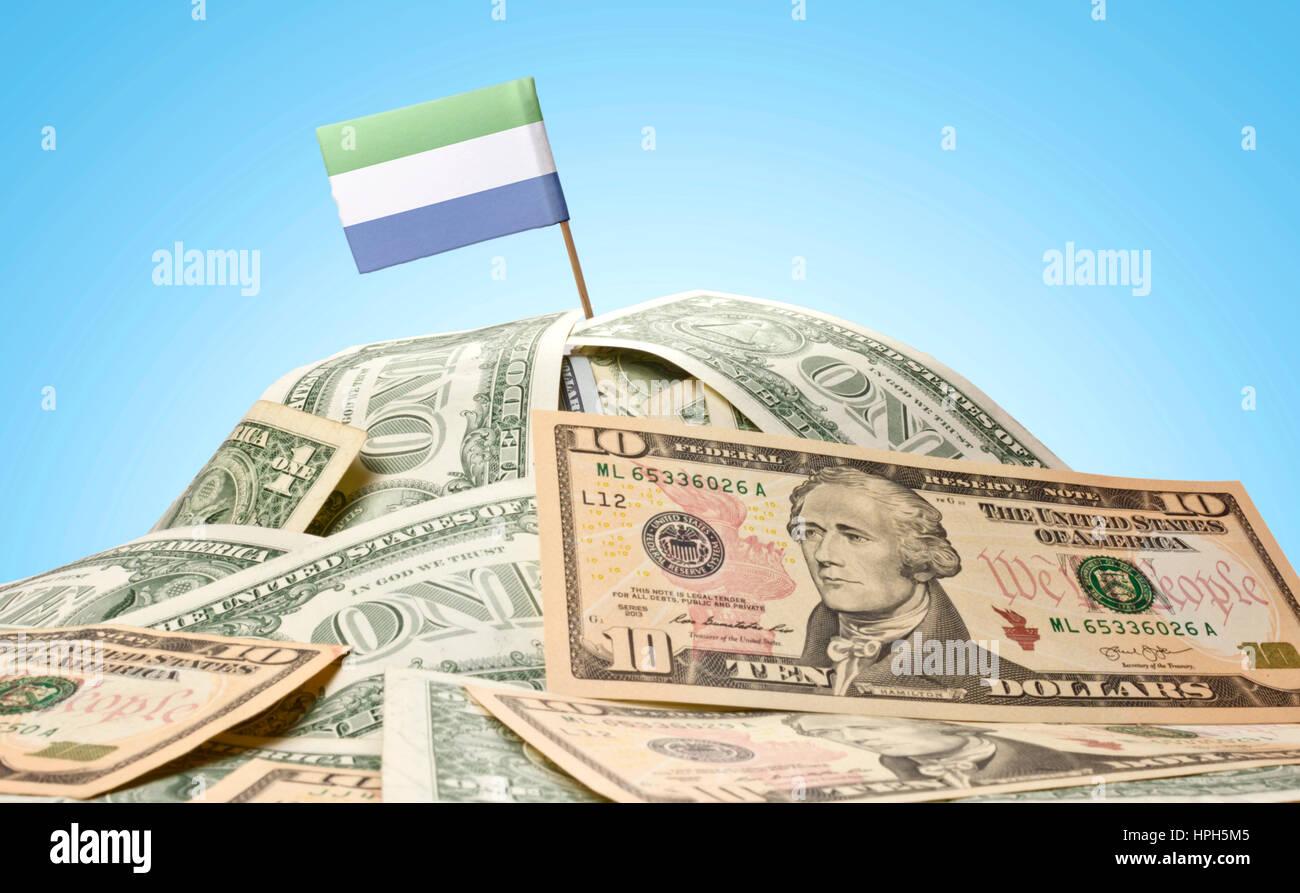 Bank Of Sierra Leone Stock Photos Bank Of Sierra Leone Stock