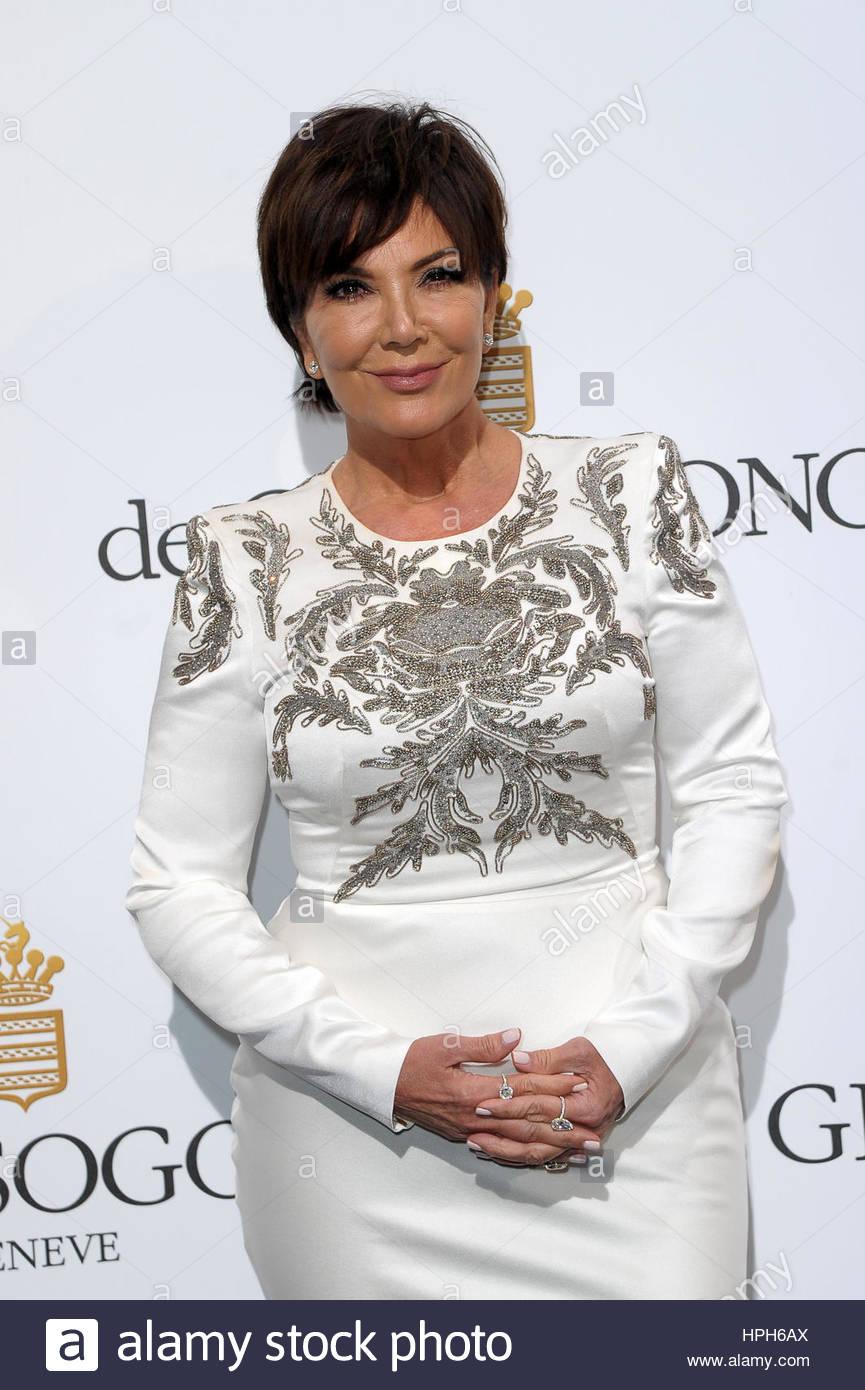 Kris Jenner milano 20-05-2016 - Stock Image