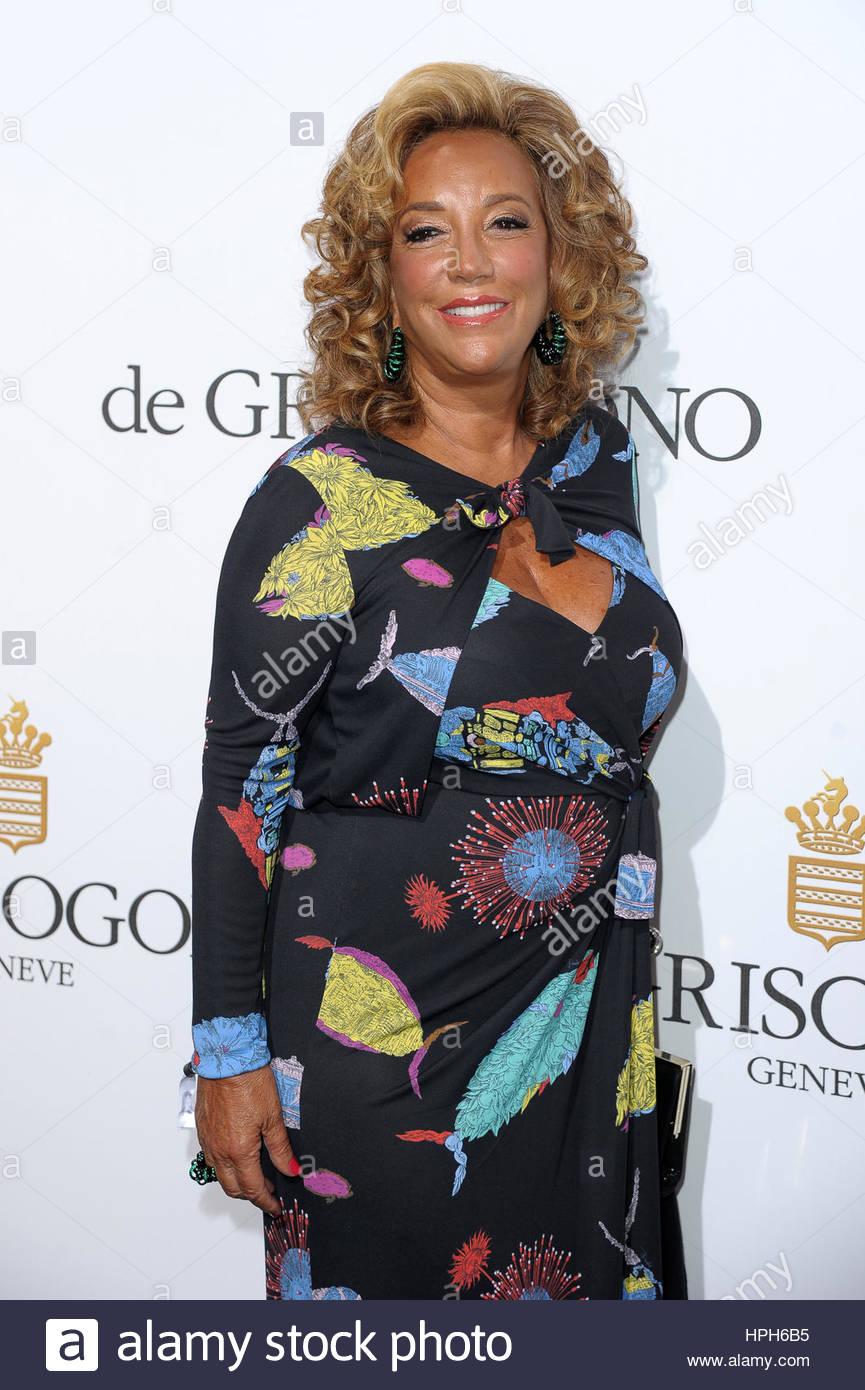 Denise Rich milano 20-05-2016 - Stock Image