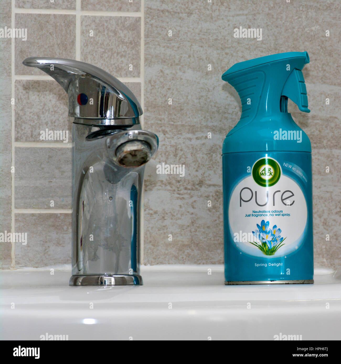 Air Wick Pure Fresh Air Spray - Stock Image