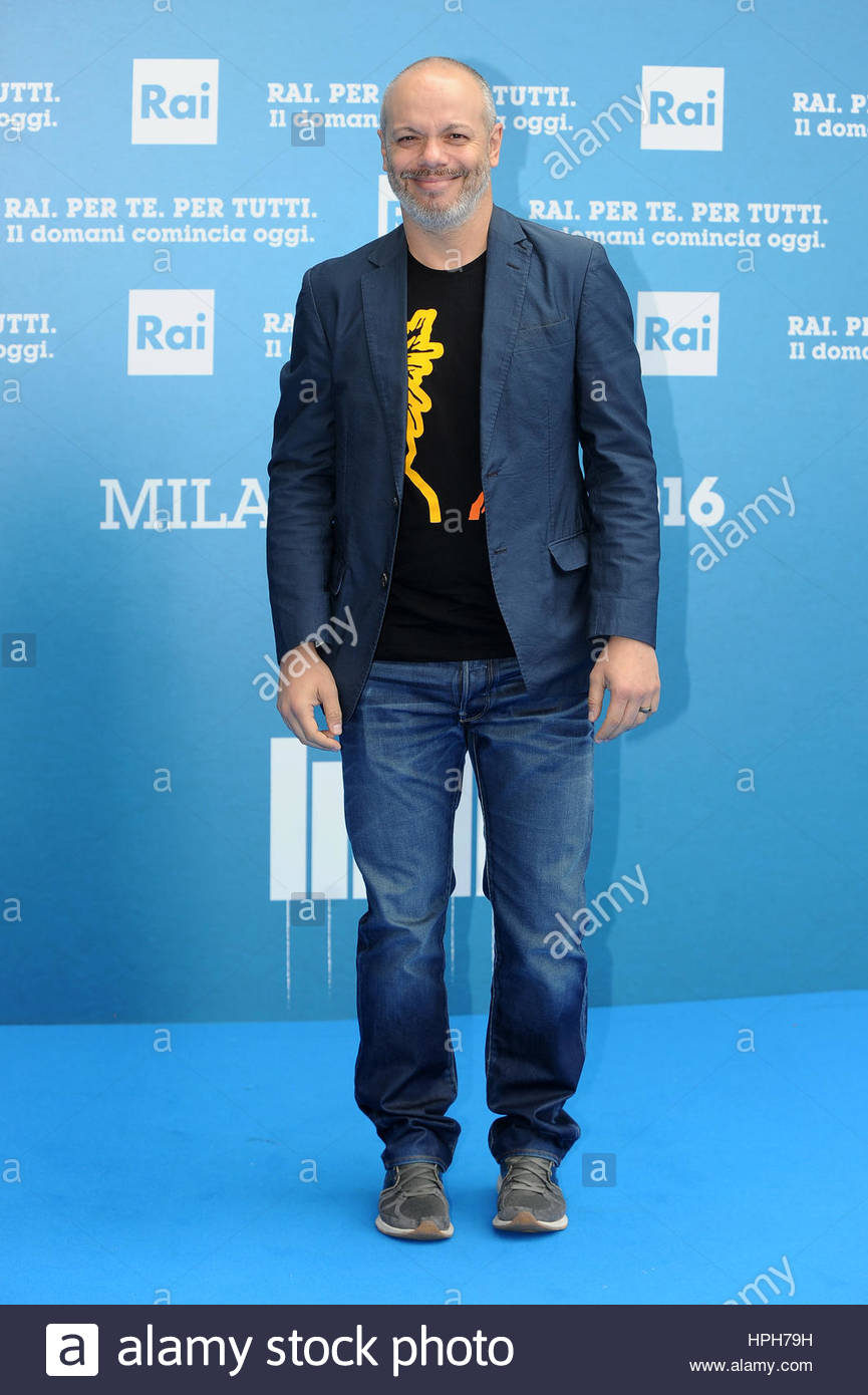 Zoro,Diego Bianchi milano 30-06-2016 - Stock Image