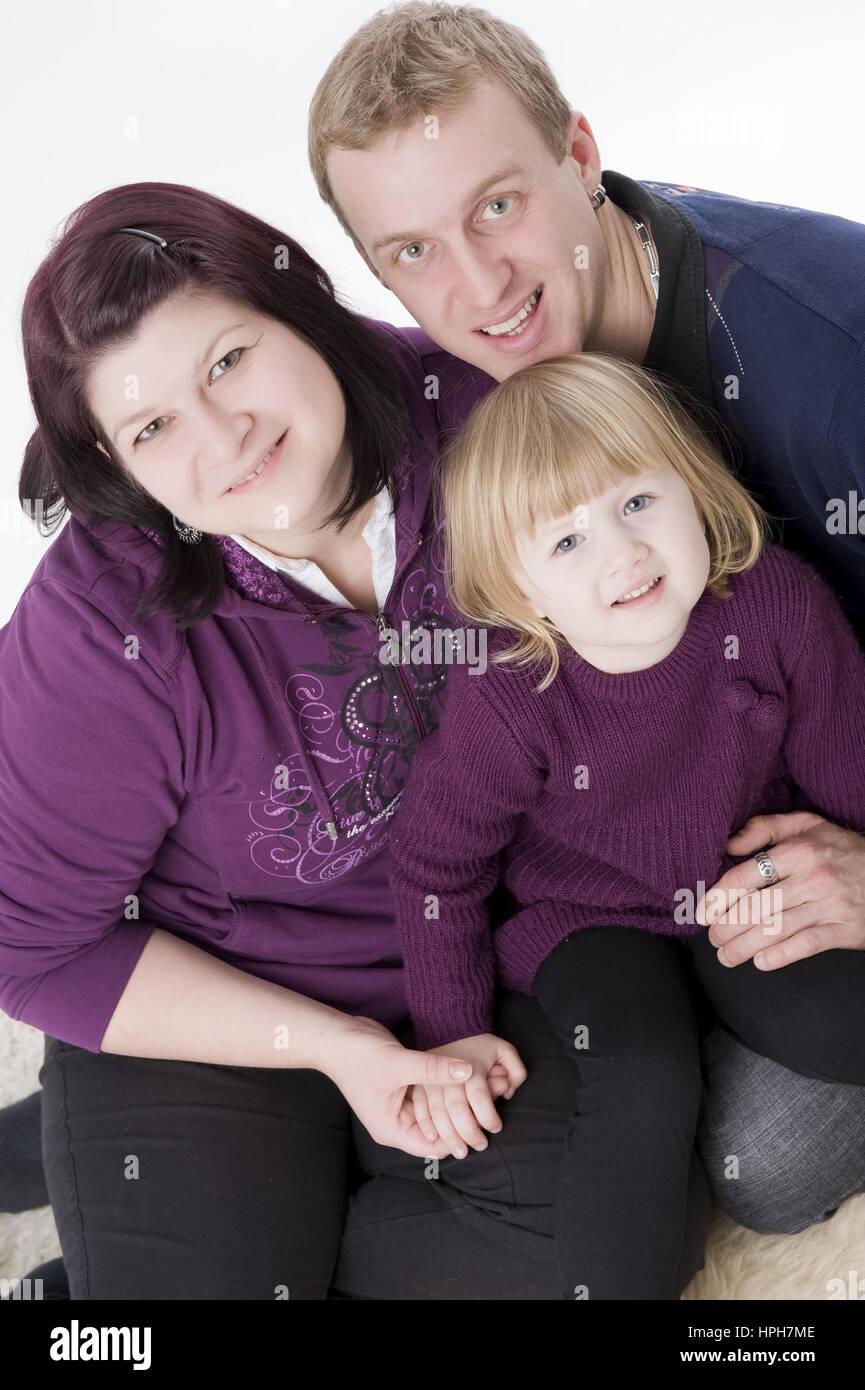 Vater Mutter Tochter