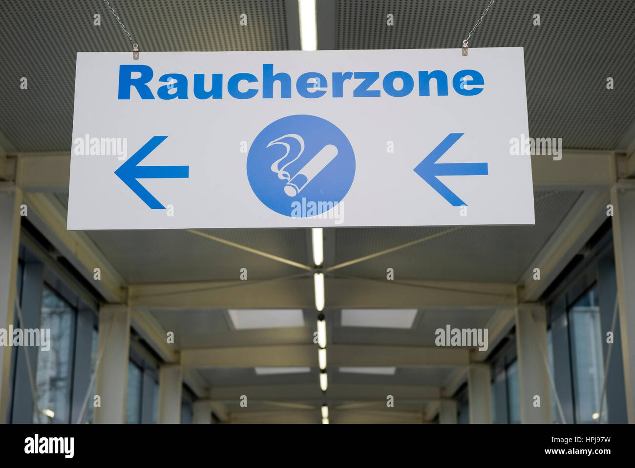 Magnificent Raucherzone Collection Of Schild - Shield For Smoking Area -