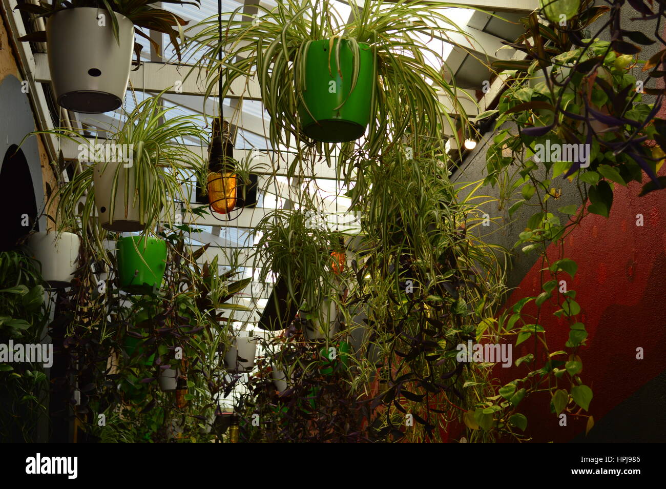 Roof Garden Bar Stock Photos & Roof Garden Bar Stock Images - Alamy