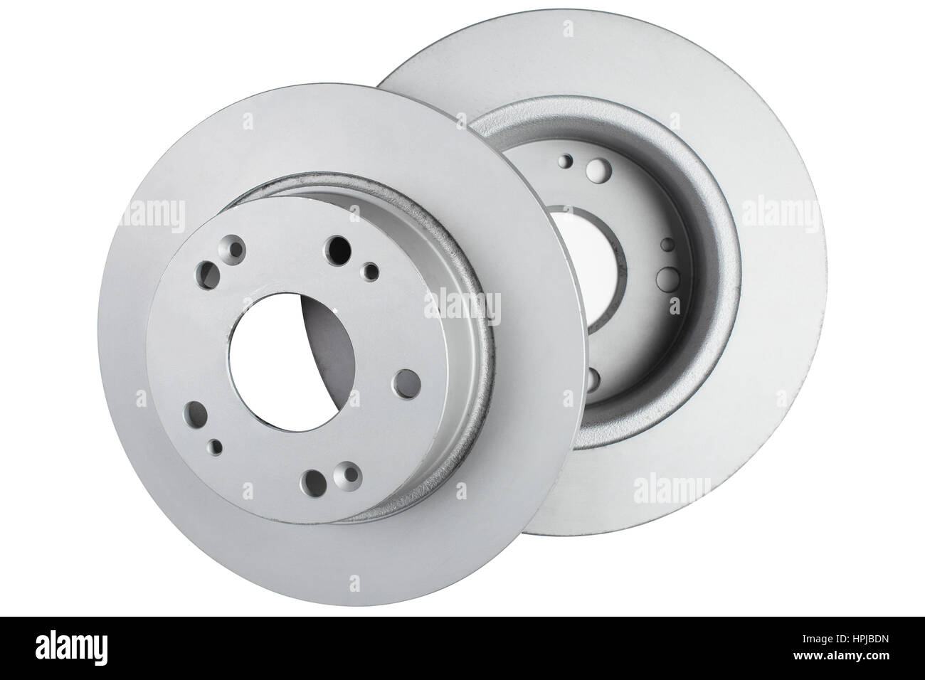 Disk Brakes Stock Photos Images Alamy Disc Rear For Car On White Background With Zinc Coating Image