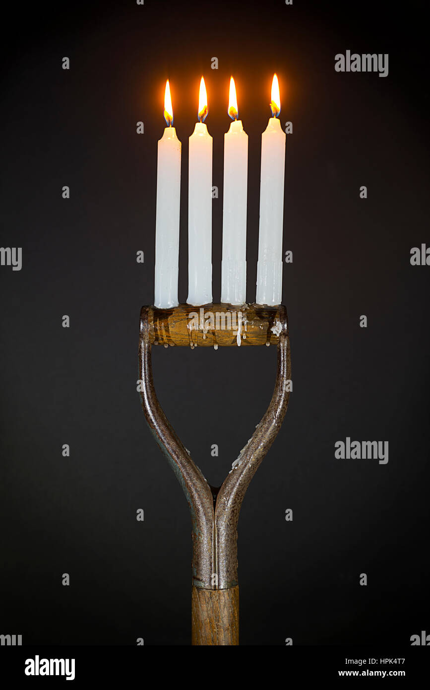 Four Candles Stock Photos Amp Four Candles Stock Images Alamy