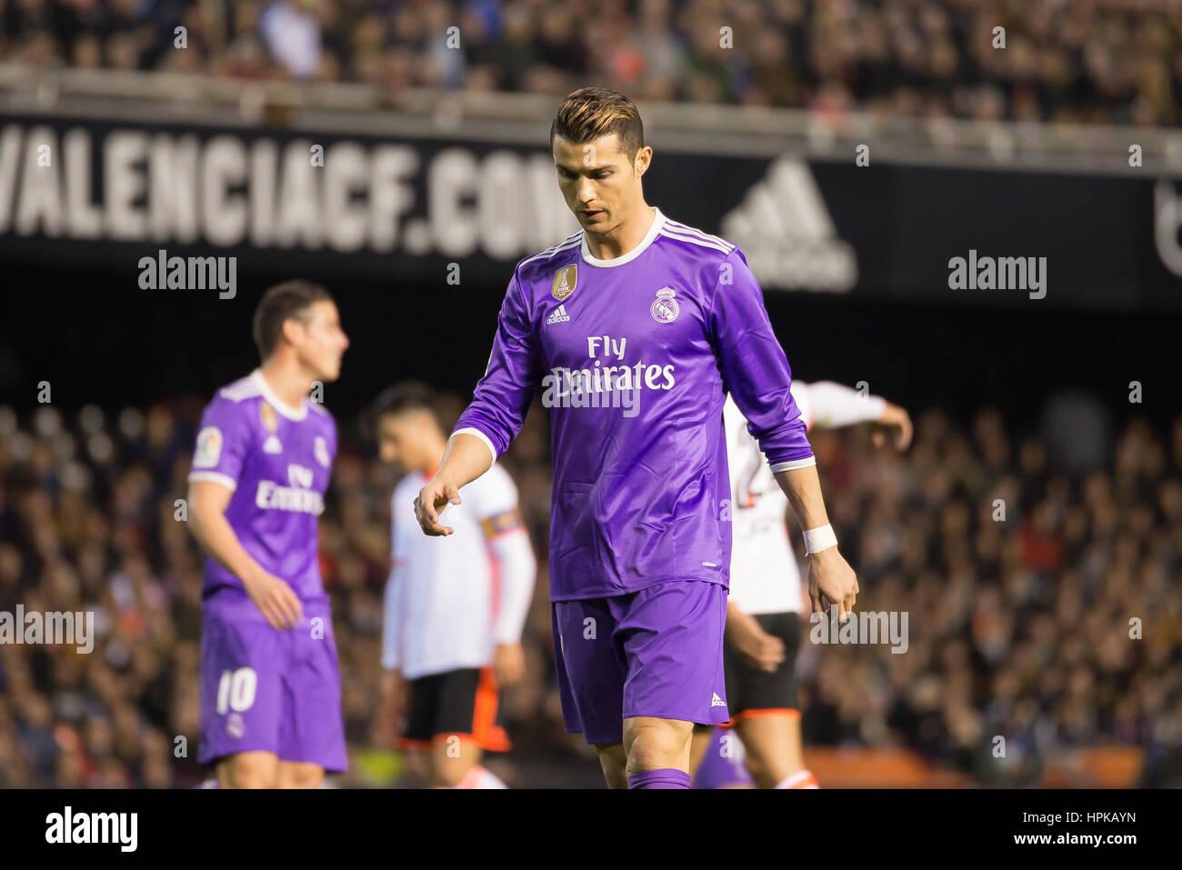 9c6065f22 Cristiano Ronaldo Real Madrid Football Stock Photos   Cristiano ...