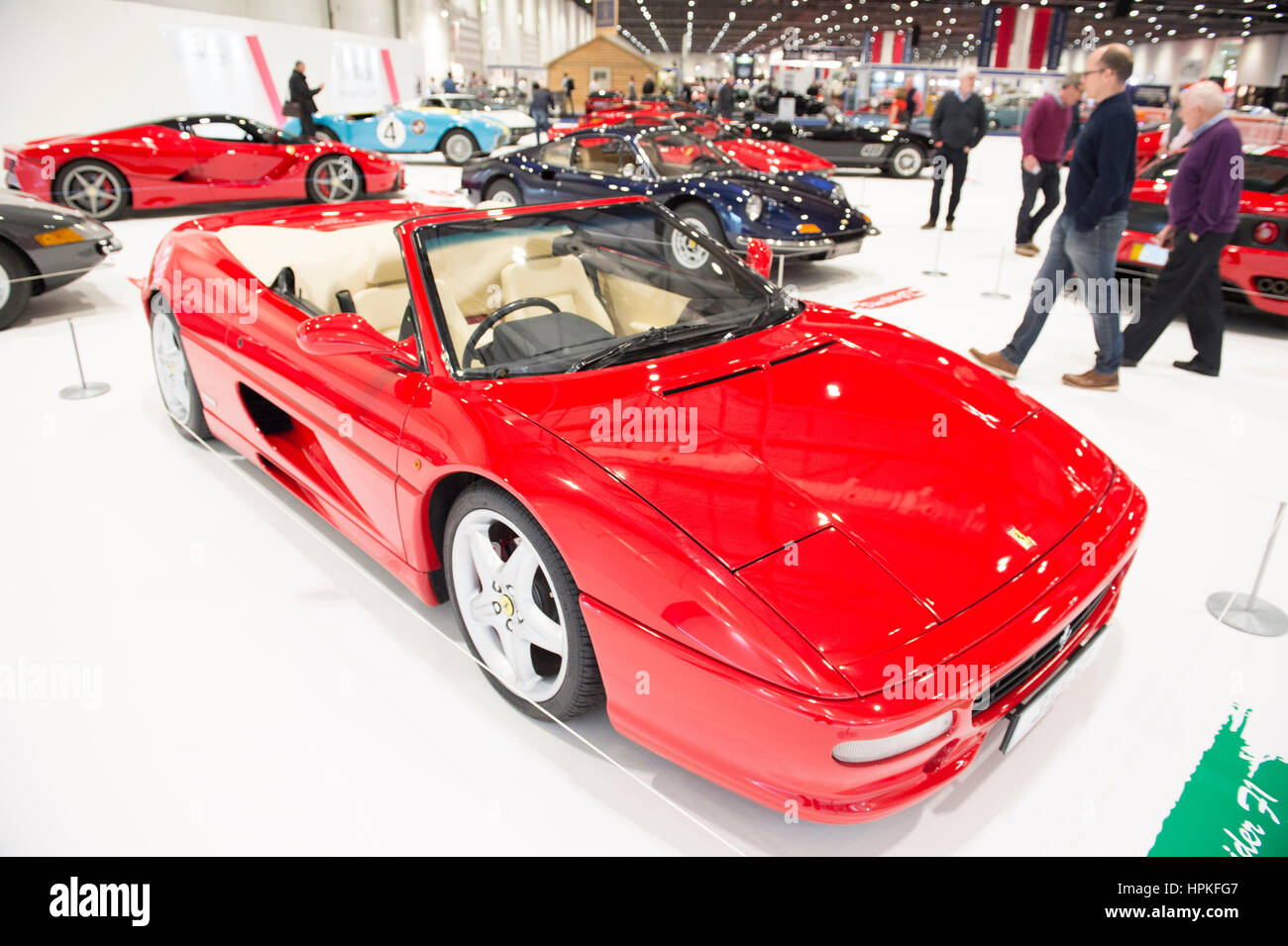 ExCel London UK Rd February Major Feature Of The - Major car shows