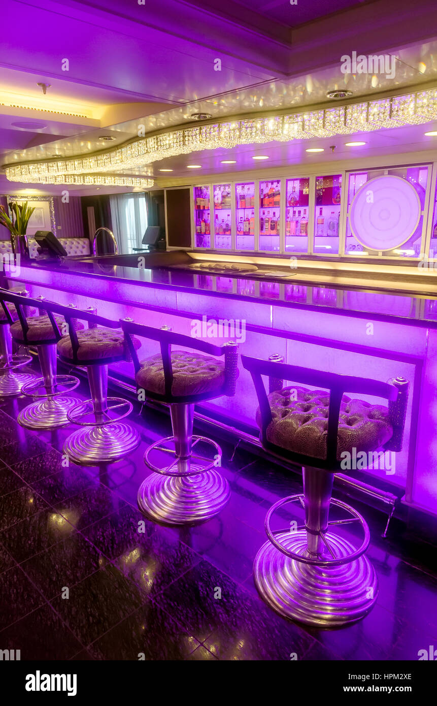 Cruise Ship Interior Stock Photos Amp Cruise Ship Interior Stock Images Alamy