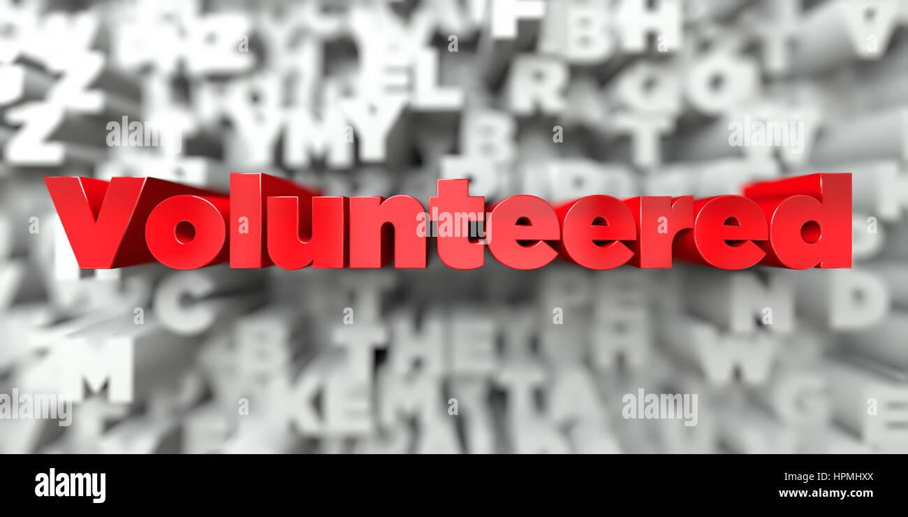 Volunteered Stock Photos & Volunteered Stock Images - Alamy