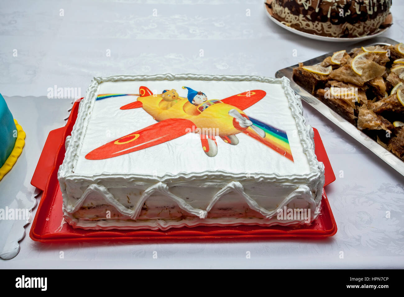 Beautiful Birthday Cakes Homemade For Children