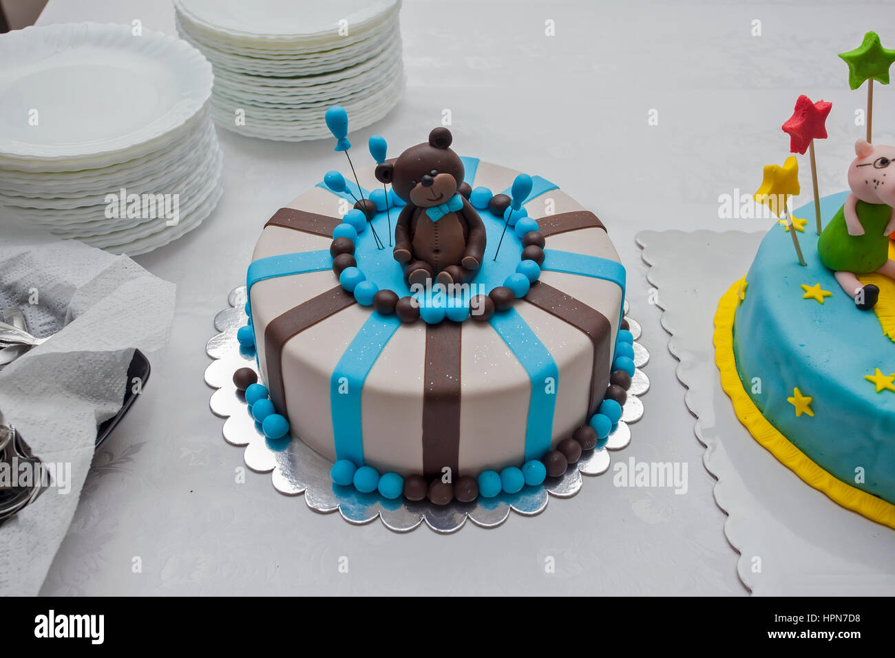 Beautiful Birthday Cakes Homemade For Children