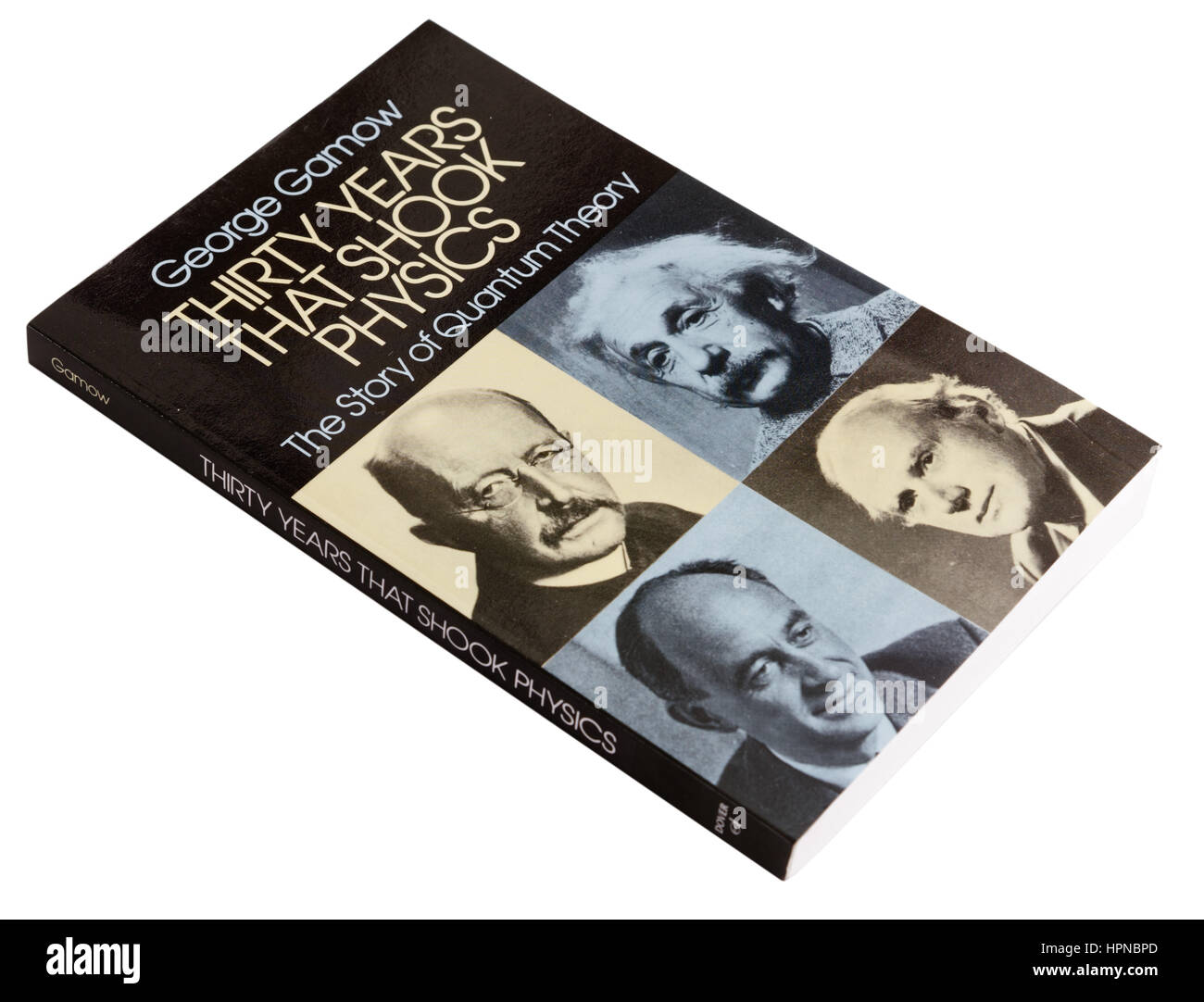 Thirty Years That Shook Physics by George Gamow - Stock Image