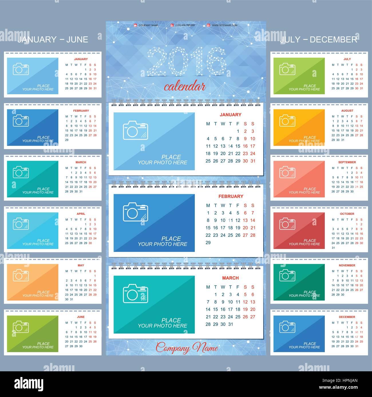 12 Months Calendar Stock Photos Amp 12 Months Calendar Stock