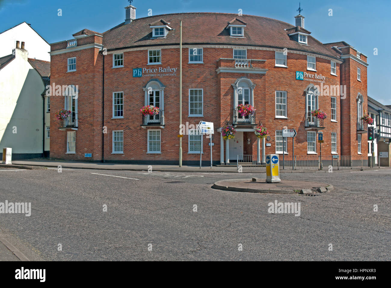 Bishops Stortford, Hertfordshire, Building, Stock Photo