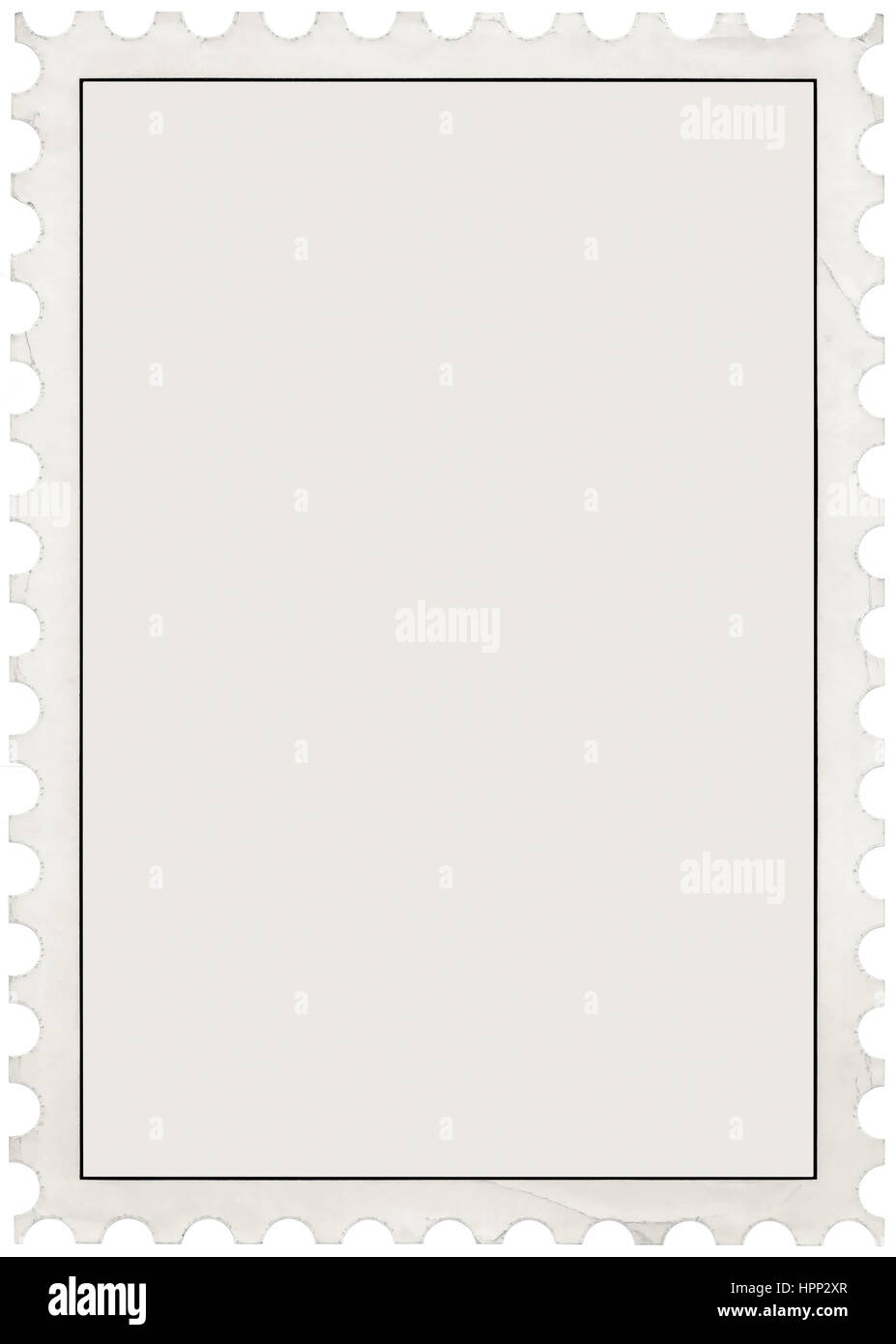 blank empty postage stamp template cutout stock photo 134480271 alamy