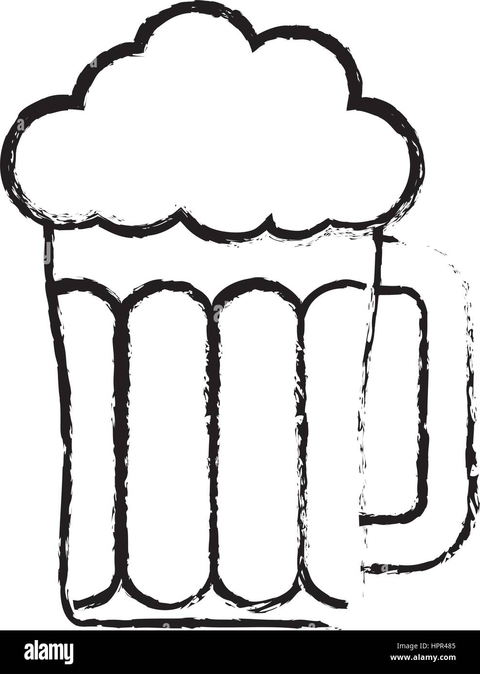 Delicious Beer Draw Stock Photos Delicious Beer Draw Stock Images