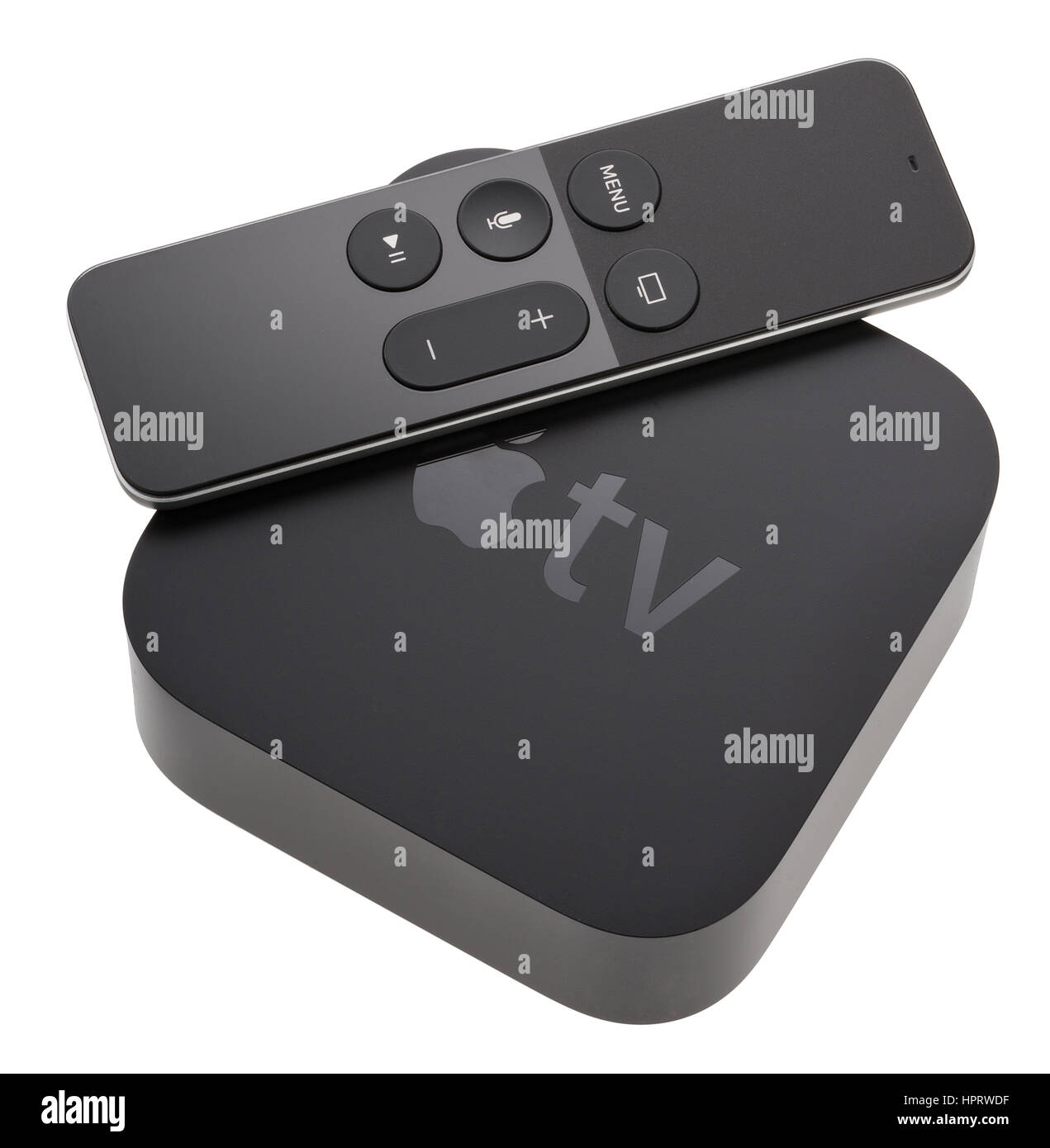 Apple TV  Siri remote control  Set top box that connects to web